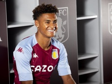 Watkins has moved to Aston Villa. Twitter/AstonVilla