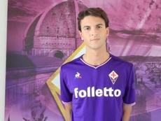 Rafik Zekhnini, nuevo jugador de la Fiorentina. ACFFiorentina