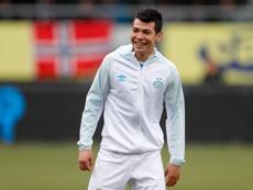 Face à l'intérêt de nombreux clubs, le PSV a décidé de fixer un prix pour son joueur. AFP