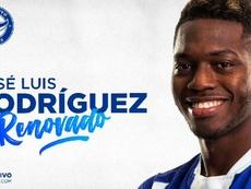 José Luis Rodríguez, hasta 2022. deportivoalaves