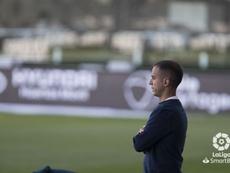 Borja Jiménez prefirió hacer oídos sordos a las críticas. LaLiga