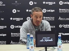 El Castellón visita a Las Palmas. Captura/YouTube/CDCastellonOficial