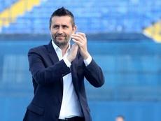 El Dinamo de Zagreb quiere que Bjeliça renuncie al cargo. GNKDinamo
