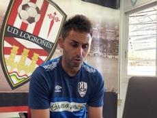 Sergio Rodríguez espera que tengan regularidad de cara al gol. Captura/UDLogrones