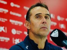 Lopetegui demande de la patience à Séville. SevillaFC