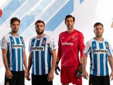 El Espanyol presentó a sus capitanes. Captura/rcdespanyol