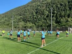 El Espanyol Femenino destituyó a Jaspe. RCDEFemeni