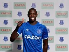 Doucouré puso punto y final a su etapa en el Watford. EvertonFC