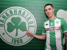 Aitor Cantalapiedra jugará en el Panathinaikos. PAO