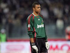Dida vuelve al primer equipo del Milan. AFP