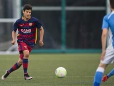 Des clubs demandent pour Lucas de Vega. FCBMasia