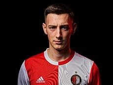 Actualidad del mercado de fichajes a 27 de enero de 2020. Twitter/Feyenoord