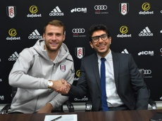 El Fulham renovó a Bettinelli hasta 2021. FulhamFC