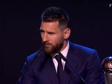 La Fenifut explica el error en la votación al 'The Best'. FIFATV
