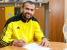 Dionatan Teixeira probará fortuna en el fútbol moldavo. FC-Sheriff