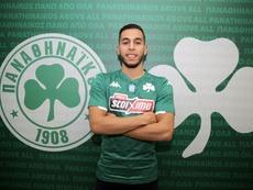 Anuar jugará en el Panathinaikos lo que resta de temporada. PAO