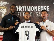 Jackson Martínez continuará ao serviço do Portimonense. Portimonense