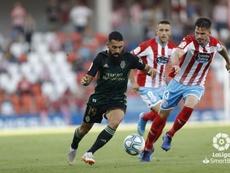 La Ponferradina llegó a ir perdiendo 2-0 en el Anxo Carro. LaLiga