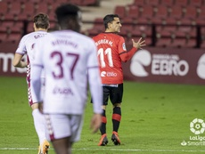 El Logroñés se impuso con claridad al Albacete. LaLiga
