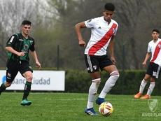 Luciano Vega jugará en el Estoril como cedido. RiverPlate