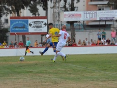 Caye anotó el gol de la tranquilidad. Twitter/Cadiz_CF