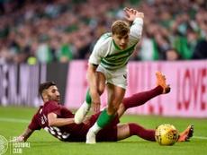 El Celtic venció 2-1 al Sarajevo, por un global de 2-5 para los escoceses. Twitter/CelticFC