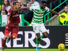 Lennon bemoans 'crazy, suicidal' goals after Celtic crash out of Champions. Twitter/CelticFC