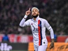 A ajuda crucial de Neymar na Champions.  Twitter/PSG_espanol