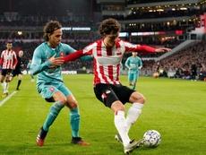 El PSV acabó cediendo un empate. Twitter/PSV