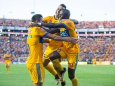 Tigres venció 1-0 a Houston Dynamo. Twitter/TigresOficial