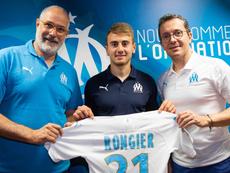 Rongier ha cambiado Nantes por Marsella. OM