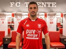 El Sevilla cede dos años a Aburjania al Twente. FCTwente