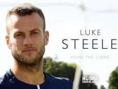 Luke Steele jugará cedido en el Millwall. Millwal