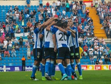 El Hércules, en una encrucijada por las entradas de Copa del Rey. Twitter/CFHercules