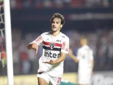 L'Ajax se mêle à la lutte pour Igor Gomes. Twitter/SaoPauloFC