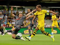 Mario Götze volvió al Borussia Dortmund hace poco. Twitter/BorussiaDortmund