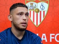 El Sevilla visita al Krasnodar en Champions. Captura/SevillaFC