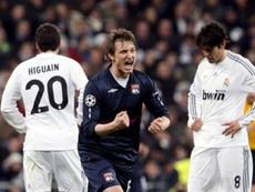 El Lyon trae malos recuerdos a Cristiano Ronaldo. EFE