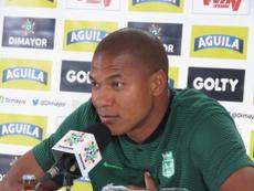 Henríquez espera salir victorioso. AtleticoNacional