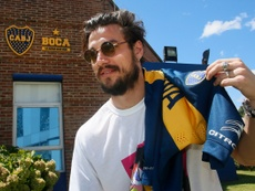El que fuera jugador de Boca Juniors salió por la puerta de atrás. BocaJuniors