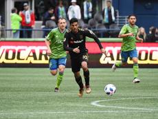 Carlos Vela regresa a la MLS tras el Mundial. LosAngelesFC