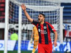 Blandi anotó el gol definitivo sobre la bocina. SanLorenzo