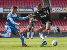 Carneiro estará dos años sin jugar de manera profesional fútbol. Twitter/SaoPauloFC