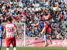 El Almería ya perfila el sustituto de Eteki. LaLiga