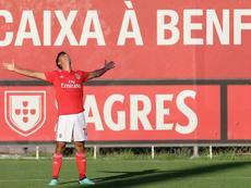 Joao Filipe, otra estrella del Benfica. Benfica
