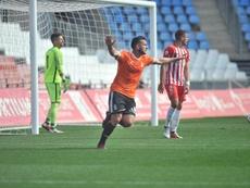 Elady Zorrilla anotó un doblete. Twitter/FCCartagena