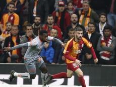 El Ístambul venció por la mínima. Twitter/GalatasaraySK