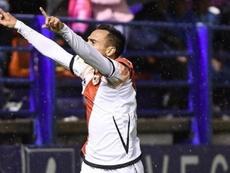 El Rayo logra ganar su primera victoria a domicilio de esta temporada. RayoVallecano