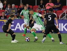 Joaquín Sanchez foi fundamental contra Leganés