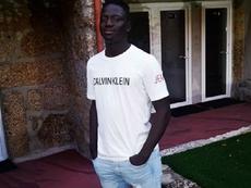 Guimaraes' Herculano Nabian is wanted by top clubs. Instagram/HerculanoNabian